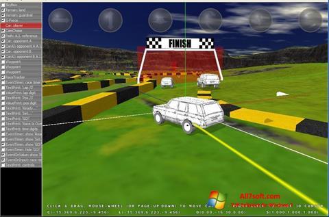 Ekran görüntüsü 3D Rad Windows 7