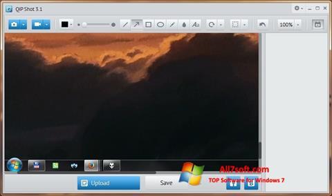 Ekran görüntüsü QIP Shot Windows 7