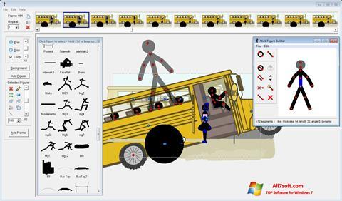 Ekran görüntüsü Pivot Animator Windows 7