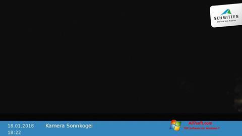 Ekran görüntüsü Live WebCam Windows 7