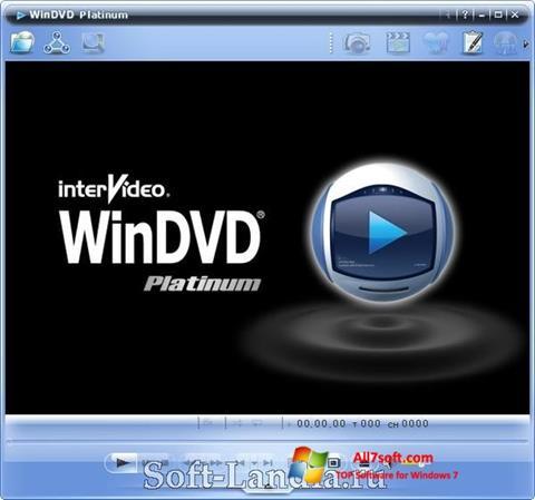 Ekran görüntüsü WinDVD Windows 7