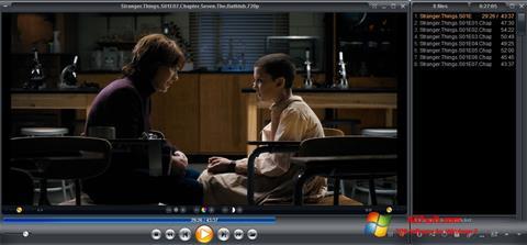Ekran görüntüsü Zoom Player Windows 7